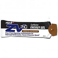 [해외]ZIPVIT ZV7 Energy Gel 60ml x 24 Units Smooth Espresso