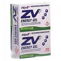 [해외]ZIPVIT ZV7 Energy Gel 60ml x 24 Units Lime / Lemon