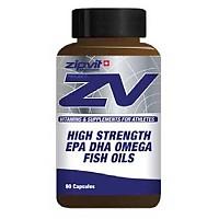 [해외]ZIPVIT Omega 3 Fish Oli 1000mg Super Strength EPA DHA 90 Units