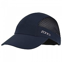 [해외]ZONE3 Lightweight Mesh Baseball Petrol / Reflective Silver