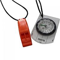 [해외]ZONE3 Swim Run Whistle And Compass