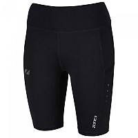 [해외]ZONE3 RX3 Compression Shorts Black / Gun Metal