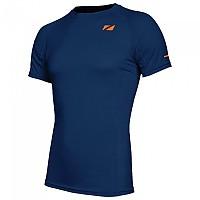 [해외]ZONE3 Activ Lite CoolTech T Shirt Navy / Fire Orange