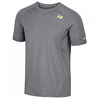 [해외]ZONE3 Power Burst XRC T Shirt Grey Speck / Lime Green
