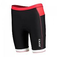 [해외]ZONE3 Lava Shorts Black / White
