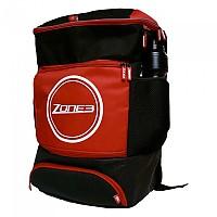 [해외]ZONE3 Transition Back Pack Black / Red