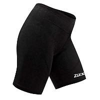 [해외]ZONE3 Aquaflo Short Black / Purple