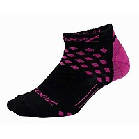[해외]ZOOT Tt Low Sock Black / Pink