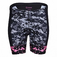 [해외]ZOOT Tri Ltd 6 Inch Short High Viz Pink