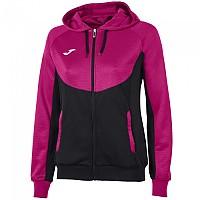 [해외]조마 Essential Hooded Black / Pink