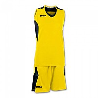 [해외]조마 Set Space Sleeveless Woman Yellow / Black