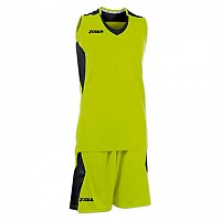 [해외]조마 Set Space Sleeveless Woman Lime Punch / Navy