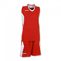 [해외]조마 Set Space Sleeveless Woman Red / White