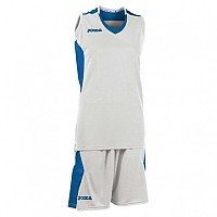 [해외]조마 Set Space Sleeveless Woman White / Royal