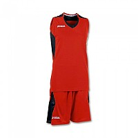 [해외]조마 Set Space Sleeveless Woman Red / Black