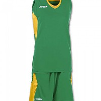 [해외]조마 Set Space Sleeveless Woman Green / Gold