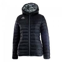 [해외]KAPPA Dasia Padded Jacket Black