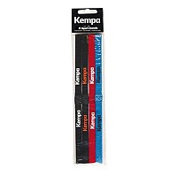 [해외]KEMPA Headbands 4 Pieces Multicolor
