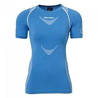 [해외]KEMPA Attitude Pro Shortsleeve Woman Kempa Blue / White