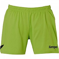 [해외]KEMPA Circle Short Hope Green / Black