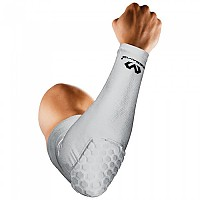 [해외]MC DAVID Elite Hex Shooter Arm Sleeve/Single White