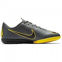 [해외]나이키 Mercurial Vapor XII Academy GS IC Dark Grey / Black / Optic Yellow
