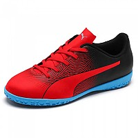 [해외]푸마 Spirit II IT Red Blast / Puma Black
