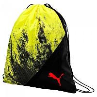 [해외]푸마 Liga Gym Sack Fizzy Yellow / Puma Black / Red Blast