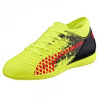 [해외]푸마 Future 18.4 IT Fizzy Yellow / Red Blast / Puma Black