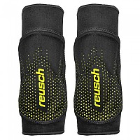 [해외]RSCH Active Elbow Protector Black / Safety Yellow