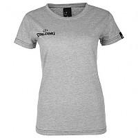 [해외]SPALDING Team II 4Her S/S Grey Melange