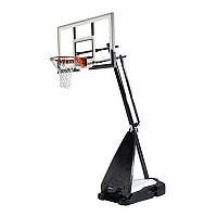 [해외]SPALDING NBA Ultimate Hybrid Portable Transparent