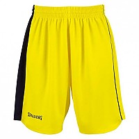 [해외]SPALDING 4Her II Shorts Woman Yellow / Black