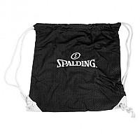 [해외]SPALDING Mesh Bag Single Black / Red