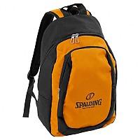 [해외]SPALDING Backpack Essential Orange / Black
