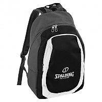 [해외]SPALDING Backpack Essential Anthracite / Black / White