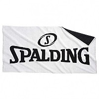 [해외]SPALDING Towel White / Black
