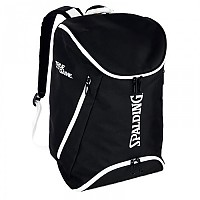 [해외]SPALDING Backpack 40L Black / White