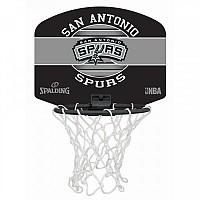 [해외]SPALDING NBA Miniboard San Antonio Spurs Multicolor