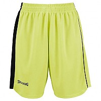 [해외]SPALDING 4Her II Shorts Woman Flash Green / Black