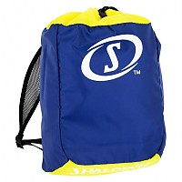 [해외]SPALDING Sackpack Deep Blue / Lime Yellow