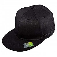 [해외]SPALDING Fitted Flat Cap Black