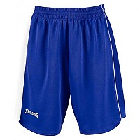 [해외]SPALDING 4Her II Shorts Woman Royal / White
