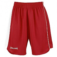 [해외]SPALDING 4Her II Shorts Woman Red / White