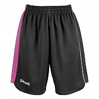 [해외]SPALDING 4Her II Shorts/Woman Pink / White