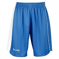 [해외]SPALDING 4Her II Shorts Woman Cyan / White