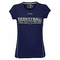 [해외]SPALDING Team 4Her Woman Navy / Fluo Yellow