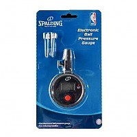 [해외]SPALDING Electronic Ball Pressure Gauge Black