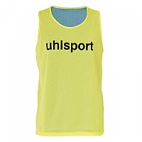 [해외]UHLSPORT Reversible Training Bib Fluo Yellow / Blue