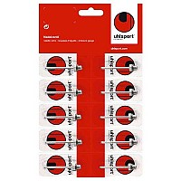 [해외]UHLSPORT Needle Valve Pu 10 Pcs Colourless